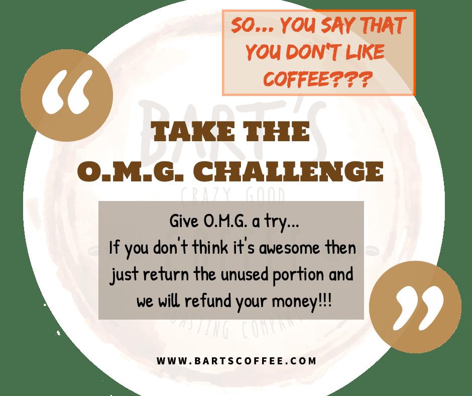 Take the O.M.G. Challenge