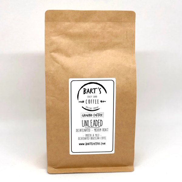12oz Bag - UNLEADED - DECAF